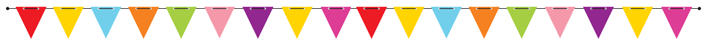 fete bunting